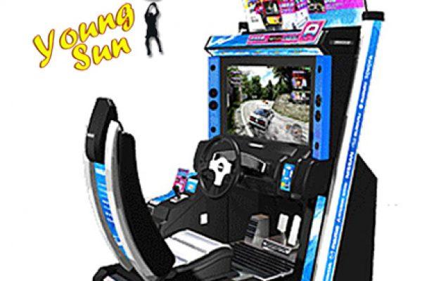 頭文字D賽車遊戲機大型遊戲機台販售買賣