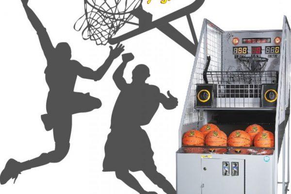 武馬行籃球機搖滾銀子 投籃球機 籃球遊戲 投籃機出租