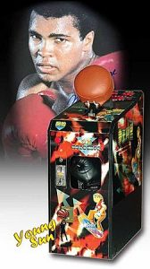 拳王阿里 陸豪拳擊機 拳擊 大力士 大型電玩機販售 活動租賃