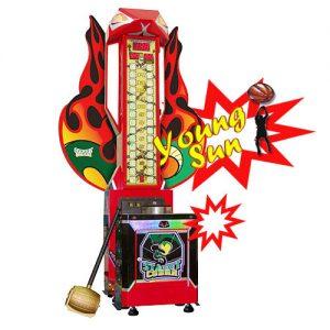 街頭蛇王 重擊遊戲 拳擊遊戲 拳擊 懷舊電玩 寄檯
