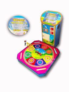 踩螞蟻跳舞機 跳舞機 兒童 大型電玩販售 寄檯規劃 活動租賃