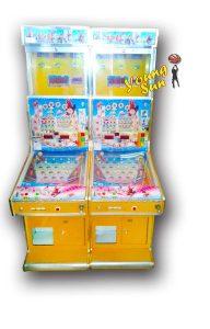 懷舊彈珠檯 蜘蛛人 彈珠益智遊戲機 大型電玩販售、寄檯規劃、活動租賃