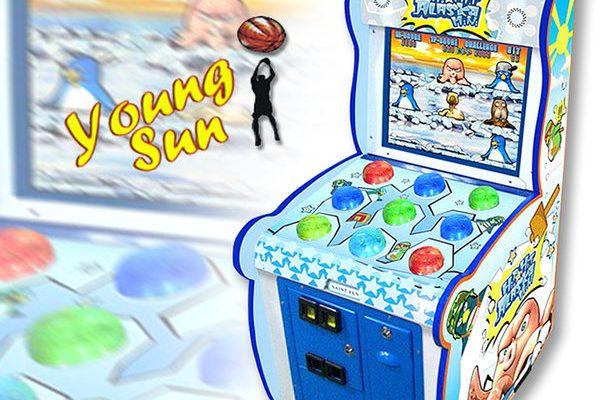 迷你極地(趣味娛樂街機系列) 大型電玩機販售、寄檯規劃、活動租賃