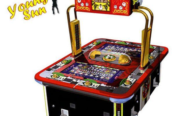 黃金骰子 123木頭人 博弈 長短期活動 開幕熱場
