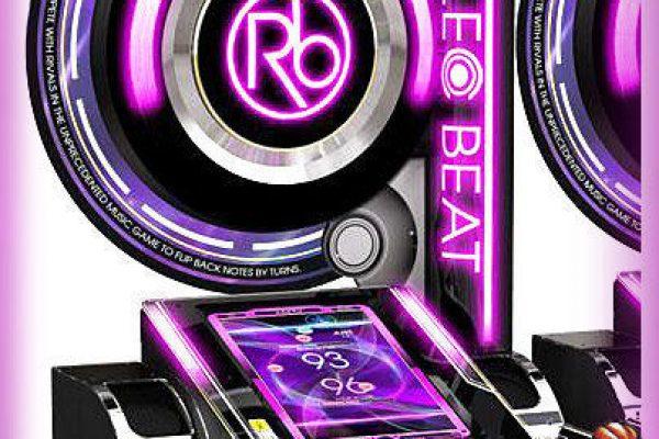 彈指火球訓練機( 街機音樂節奏類系列 ) RB REFLEC BEAT 機台買賣