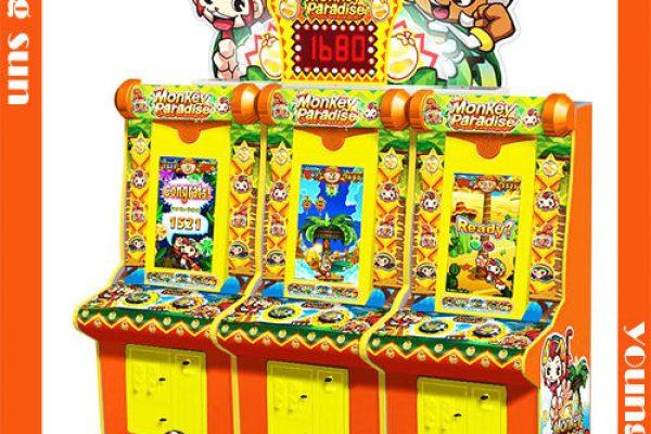 猴椰樂園( 趣味娛樂街機系列 ) 大型電玩販售、寄檯規劃、活動租賃
