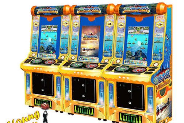 海底大戰 ( 趣味娛樂街機系列 ) 大型電玩販售買賣