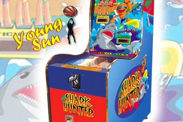 鯊魚獵人 ( 趣味娛樂街機系列 ) 大型電玩販售買賣