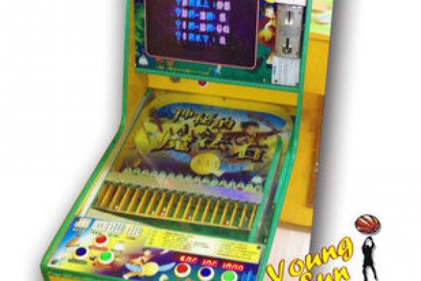 彈珠檯系列 神秘魔法石 彈珠檯 彈珠益智遊戲機 大型電玩販售、寄檯規劃、活動租賃 ─ 陽昇國際