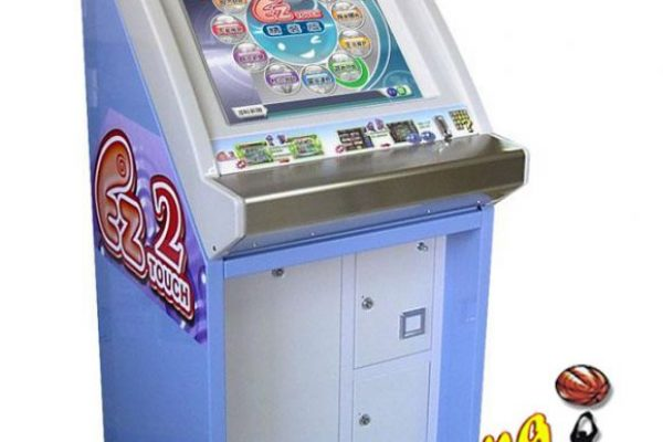 EZ Touch 觸控面板 EZ Touch2代 EZ Touch2007 大型電玩販售、寄檯規劃、活動租賃、夾娃娃機、遊戲機 ─ 陽昇國際