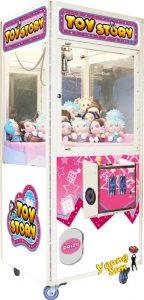 飛絡力娃娃機 娃娃機 夾娃娃機遊戲 玩具總動員 選物販賣機 夾物機