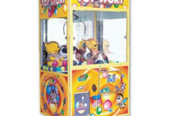 飛絡力 玩具總動員系列娃娃機– 黃色小鴨娃娃機、禮品機、玩具總動員娃娃機