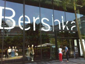 樂誠整合行銷 西班牙平價潮牌Bershka開幕活動 夾娃娃機 客製化 活動租賃 陽昇國際