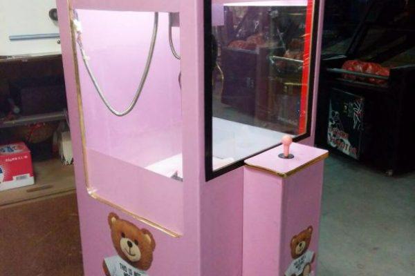 宏亞國際有限公司 香水專櫃 夾娃娃機 客製化 活動租賃 陽昇國際