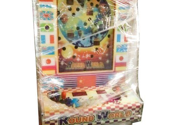 環遊世界 ROUND WORLD 遊戲機 親子育樂 運動公園 夏令營 暑期規劃 活動安排