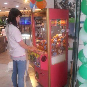 中華電信 手機門市 夾娃娃機 門市限定禮 免費 夾娃娃 活動