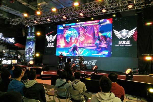 WF 2017 亞洲最大電競嘉年華「WirForce 2017」花博 電競大廠 遊戲機檯 飛鏢機 賽車機 太鼓達人 搖桿台 復古遊戲機