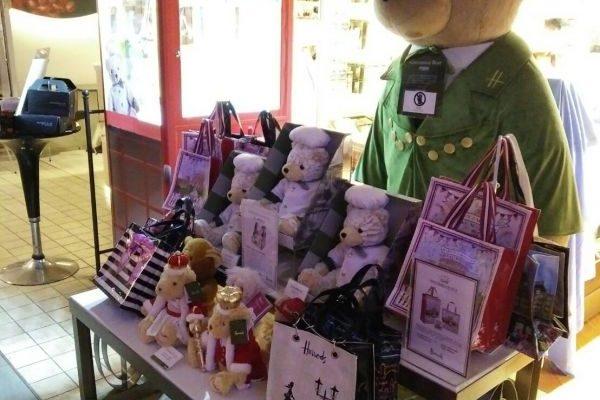 新光三越  Harrods  泰迪熊  玩偶  驚喜抓抓樂  夾娃娃機  遊戲機