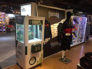 HopesTaiwan 進口服裝飾品品牌 客製化 夾娃娃機  抽獎 陽昇國際