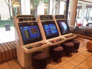 «礁溪老爺酒店»  復古搖桿台  搖桿台  復古街機 復古遊戲機