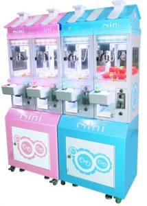 武馬MINI雙座娃娃機 超迷你娃娃機 小爪娃娃機 小型 雙座