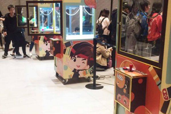 2019.3.30 普來斯 HZ娃娃機-客製化娃娃機出租販賣品牌活動展覽無人娃娃機店
