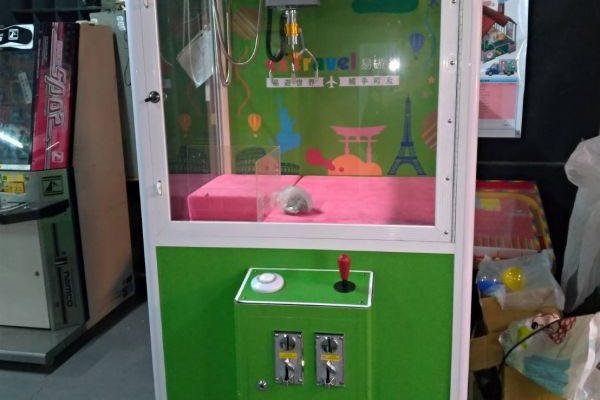 2020.12.05-11.易遊網門市開幕.客製化娃娃機