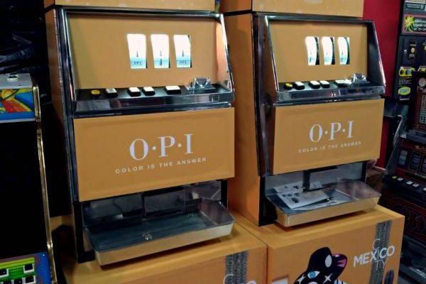 2020.07.10-12.亨力威OPI-百貨櫃位拉霸機促銷新品活動